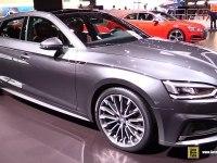 Audi A5 Sportback в Детройте