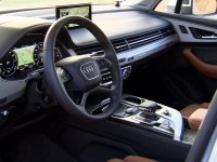 Обзор интерьера Audi Q7 e-tron quattro