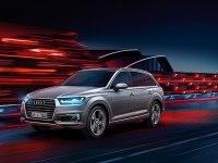 Реклама Audi Q7 e-tron quattro