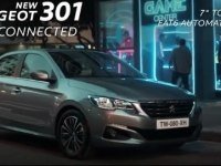 Реклама Peugeot 301