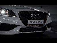 Официальный ролик Hyundai Genesis G80 Sport