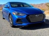 Тест Hyundai Elantra Sport