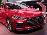 Обзор Hyundai Elantra Sport