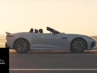 Промовидео Jaguar F-Type и F-Type Coupe