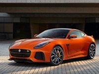 Обзор Jaguar F-Type Coupe