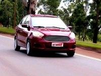 Тест Ford Ka+ Sedan