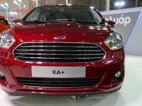 Ford Ka+ Sedan на выставке