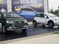 Презентация JAC S2 Mini в Китае