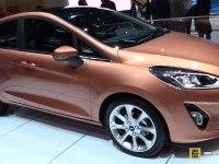 Ford Fiesta внутри и снаружи