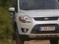 Видео обзор Ford Kuga