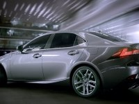 Промовидео Lexus IS 300h