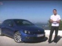 Видео обзор VW Scirocco от WhatCar