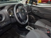 Обзор Toyota Yaris