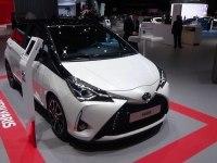 Toyota Yaris в Женеве