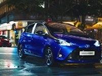 Проморолик Toyota Yaris Hybrid