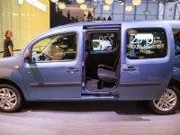 Renault Kangoo Z.E. на выставке