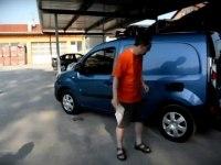 Тест Renault Kangoo Z.E. Fourgon