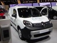 Renault Kangoo Z.E. Fourgon на выставке