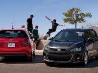 Тест Chevrolet Sonic Hatchback (Aveo Hatchback)