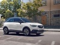 Системы безопасности в Opel Crossland X
