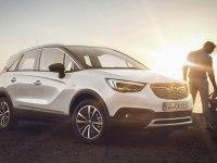 Рекламный ролик Opel Crossland X