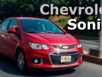 Тест-драйв Chevrolet Aveo (Sonic)