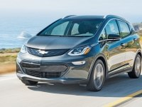 Производство Chevrolet Bolt EV