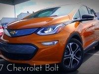 Особенности Chevrolet Bolt EV
