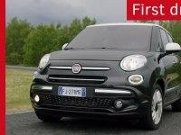 Тест Fiat 500L