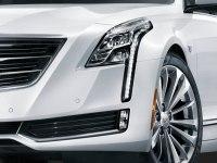 Cadillac CT6 Plug-In на выставке