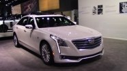 Обзор Cadillac CT6 Plug-In