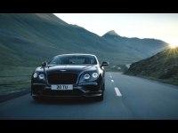 Официальный трейлер Bentley Continental Supersports