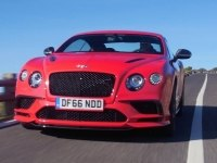 Тест Bentley Continental Supersports