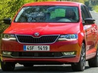 Проморолик Skoda Rapid Spaceback