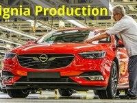 Производство Opel Insignia Grand Sport