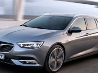 Opel Insignia Sports Tourer на выставке