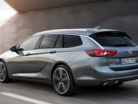 Тест Opel Insignia Sports Tourer