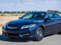 Сравнение Honda Accord Sedan и Coupe
