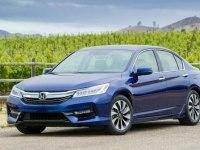 Обзор Honda Accord Hybrid