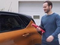 Практичность Renault Captur
