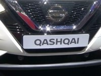 Nissan Qashqai на Женевском автосалоне