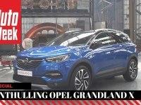 Opel Grandland X в статике