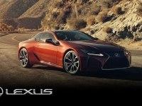 Промовидео Lexus LC 500