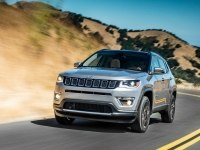 Jeep Compass в динамике