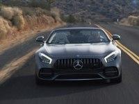 Видео брошюра Mercedes-AMG GT C Roadster