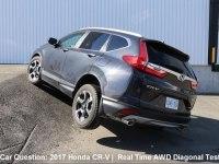 На гору на Honda CR-V