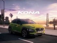 Официальное видео Hyundai Kona