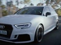 Динамика Audi RS 3 Sportback