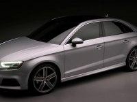 Официальное видео Audi RS3 Sedan