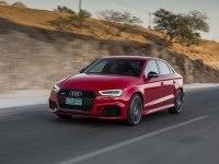 Проезды Audi RS3 Sedan